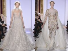 Zuhair Murad Couture Collection; Spring 2013   Fashion Trends 2016, fashion shows, weeks and LookBooks from FLooks.net