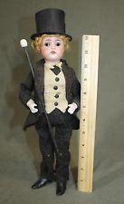 "Antique German Bisque Head Doll ""Candy Container"" Simon Halbig, Kammer Reinhardt"