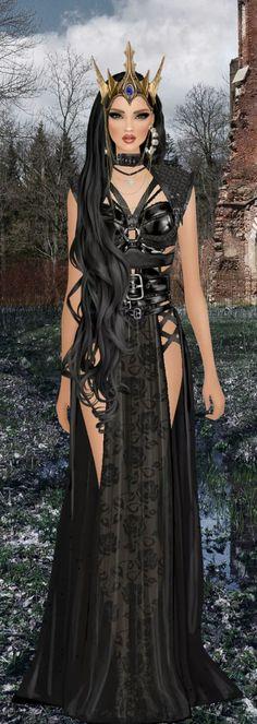 Covet fashion Fashion Goth, Fashion Dolls, Girl Fashion, Egyptian Fashion, Anime Fight, Marilyn Monroe Art, Goddess Costume, Victorian Goth, Covet Fashion Games