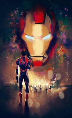 In honor of the upcoming Spiderman: Far From Home, I share twenty-five fantastic fanart pieces. Spiderman Lego, Amazing Spiderman, Marvel Fan, Marvel Avengers, Marvel Comics, Tom Holland, Comic Collage, Plakat Design, Marvel Wallpaper