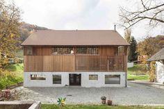 Gallery of Conversion Mill Barn / Beck + Oser Architekten - 1