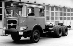 Gräf & Stift L230 6×6 Fahrgestell