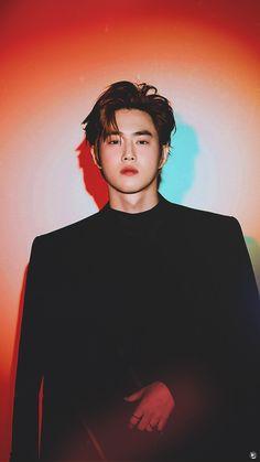 exo :: suho 🐰 - Super K-Pop Baekhyun Chanyeol, Kpop Exo, Exo Chanyeol, K Pop, Kai, Luhan And Kris, Jung So Min, Kim Minseok, Wattpad