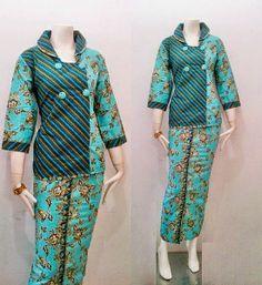 Batik Bagoes Solo: Model Baju Batik New Jameela Series Blouse Batik, Batik Dress, Batik Fashion, Kebaya, Refashion, Wardrobes, Blouses For Women, Cover Up, Sewing