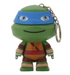 TMNT Keychain Speakers: Cowabunga!