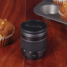 Telephoto Kitchen Lens Timer