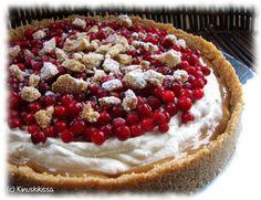 puoloffee Cheesecake, Good Food, Pie, Baking, Desserts, Recipes, Drinks, Dessert Ideas, Summer