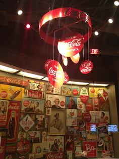 Visiting World of Coca-Cola in Atlanta, Georgia. http://www.traveladdicts.net/2013/04/downtown-atlanta-georgia-aquarium-world.html#more