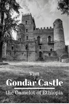 Visit Gondar Castle in Ethiopia. Take a stroll through the Royal Enclosure with us.