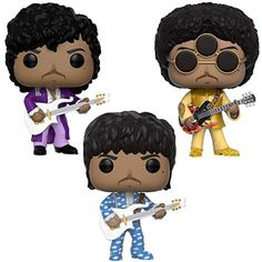 Shop for Funko POP! Rocks Prince Collectors Set - Prince Purple Rain, Prince Around the World in a day, Prince Eye Girl. Get free delivery On EVERYTHING* Overstock - Your Online Toys & Hobbies Shop! Cool Toys For Boys, Best Kids Toys, Action Figure Store, Best Action Figures, Best Gifts For Tweens, Tween Girl Gifts, Vinyl Collectors, Prince Purple Rain, Toddler Christmas