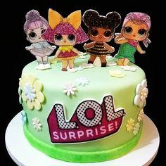 LOL Surprise! Elas são incríveis! #thepieceofcake #lolsurprise #bolololsurprise #arteemaçúcar Veja mais em: http://ift.tt/2hBET91 Visite nossa página no facebook: http://ift.tt/2hTsbP1
