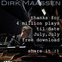 Dirk Maassen - Juli Juli (Free Download) thx for sharing and reposting :-) by Dirk Maassen Official on SoundCloud