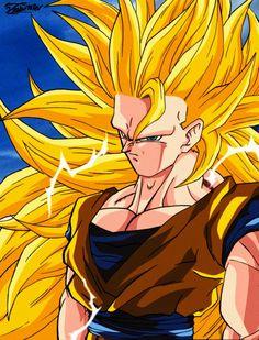 Dragon Ball Z, Dragon Ball Image, Evil Goku, Son Goku, Anime, Artist Names, Cool, Kai, Nerd