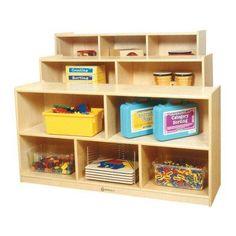 A+ Childsupply Storage Cabinet - F8052, Durable