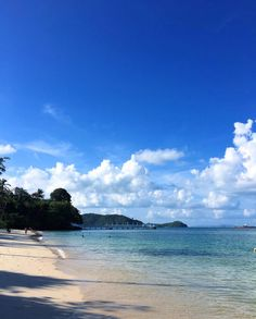 The beach at Cape Panwa Hotel - photo courtesy of Instagram and bowprapaporn