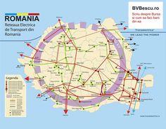 Anul in care Transelectrica a pierdut energie. Romania, Transportation