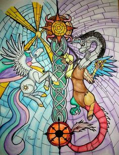 Celestia Discord Window by magefeathers on DeviantArt