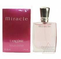 Lancôme MiracleDroom van de eindeloze mogelijkheden die een dag brengt. Een frisse start met lychee, magnolia, fresia, jasmijn en amber.