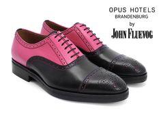 wearing men's shoes... the joys of having big feet! (Fluevog)