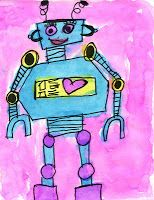 Art Projects for Kids: valentine's day
