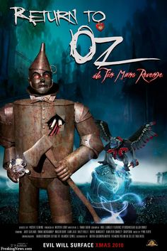 wizard of oz | The Wizard of Oz sequel Pictures - Strange Pics - Freaking News