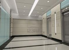 office lift lobby - Google Search
