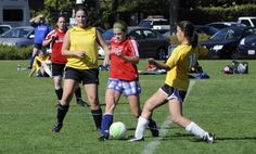 Menlo Atherton Adult Soccer League: Fun and competition for women ...