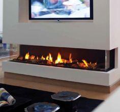 Wohnzimmer Fernseher Kamin Schrank Wand   Fireplaces   Pinterest ... Fernseher Und Kamin