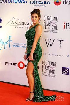 شاهد إطلالة ياسمين صبري الأكثر جاذبية خلال العام 2017 Long Tight Prom Dresses, Formal Dresses, Arab Celebrities, Celebs, Sexy Outfits, Fashion Outfits, Egyptian Actress, Egyptian Women, Arab Women