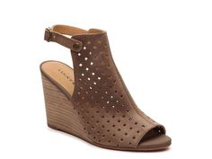 Regina Wedge Sandal