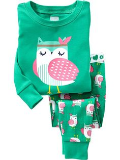Old Navy | Owl PJ Sets for Baby