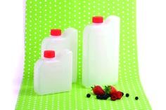 Aidot kotimaiset Mehukkaat marjamehuille! Made in Finland berry preserving bottles.