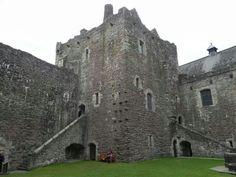 Castle Leoch (Doune Castle)