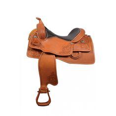 GOLDEN SQUARE REINER SADDLE  #reining #saddle  www.westernrawhide.com Square Skirt, Reining Horses, Dark Brown Leather, Saddles, Horse Tack, Leather Tooling, Westerns, Deep, Popular