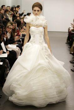 Modern Clown :: Pierrot Fashion - Vera Wang Bridal F/W 2013