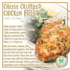 Healthy Prepared Meals, Healthy Eating Recipes, Healthy Meal Prep, Veggie Recipes, Chicken Recipes, Easy Meals, Yummy Recipes, Chicken Meals, Dip Recipes
