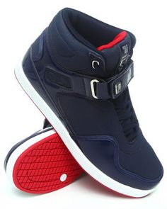 The Displace Hightop sneaker by Fila
