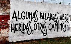 Resultado de imagen para muros con frases romanticas