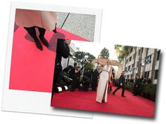 Need some style motivation? Make your personal pavement your red carpet!