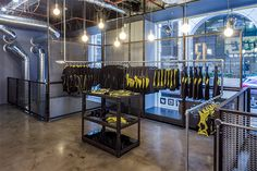 Newly Opened: 1Rebel - A Luxury Boutique Gym in London · HUH.