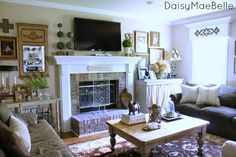 Collections with Southern Charm – House Tour