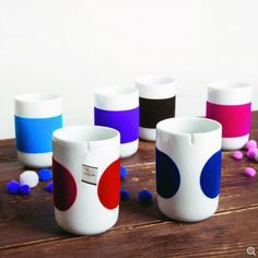 Touch! tea cups by Kahla | LOVEThESIGN