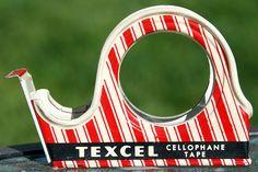 Texcel Cellophane Tape, 1944