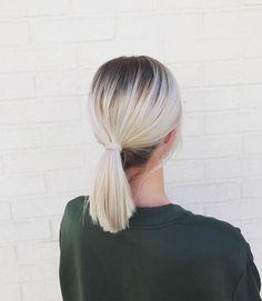 10 coiffures faciles à faire quand on a les cheveux sales