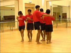 Folk Dance - Ten Pretty Girls (USA)
