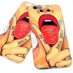 """""""Nike Bite Me"""" çexolu iPhone 6  http://ordanburdan.az/product/nike-bite-me-cexolu-iphone-6/ iPhone 6üçün """"Bite Me""""çexolu"""