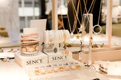 SENCE Copenhagen | www.aibijoux.com #SENCE #fashionjewelry #SenceCopenhagen  #HOMI15 #HomiMilano #AIBIJOUX