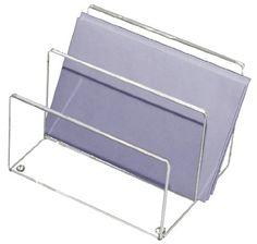 Kantek Acrylic Mini Sorter, 6 x 4 x 4 Inches, Clear (AD50) Kantek,http://www.amazon.com/dp/B0006HW2Q2/ref=cm_sw_r_pi_dp_ZHd7sb0ZN2VQV8E2 $9
