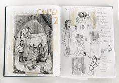 The Unicorn in the Barn — Rebecca Green
