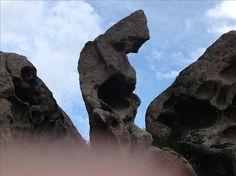"""roccia """" Il Frate"""" - centro Sardegna"""
